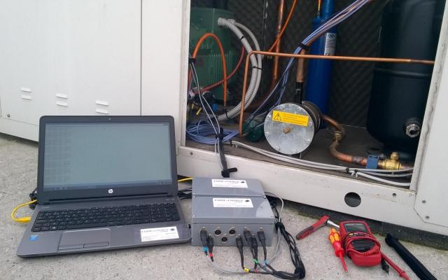 Cool & Energy Consult bouwt eigen meetapparatuur!